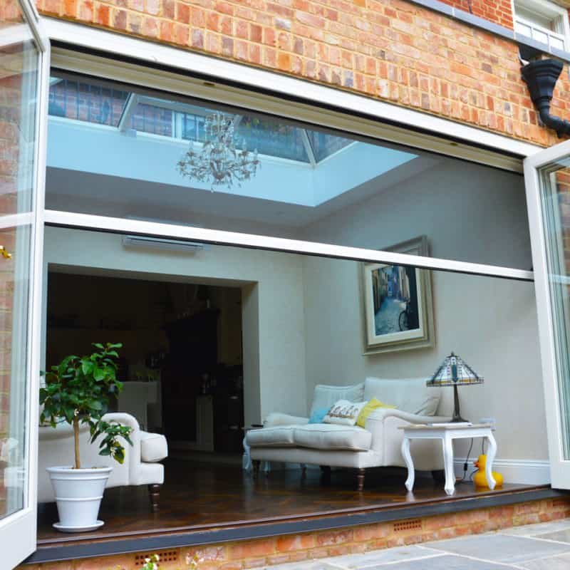 Retractable Screens For Rural Property