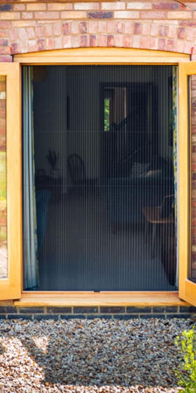 Stylish And Practical Fly Screens