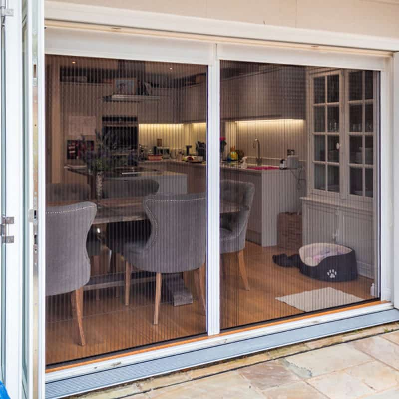 Phantom Fly Screens For Doors On A Town House