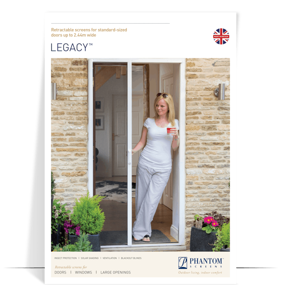 legacy product brochure