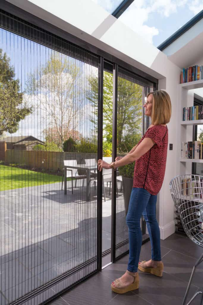 Connect with the world - provide natural ventilation